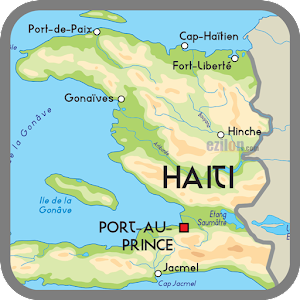 Map Of Haiti Travel Android Apps On Google Play - Map of haiti and us