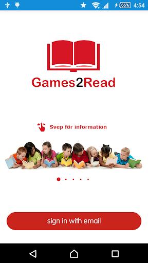 Games2Read