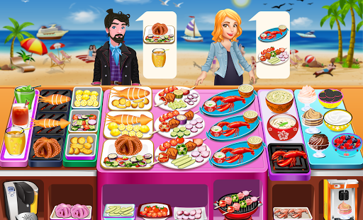 Cooking Max - Mad Chefu2019s Restaurant Games 0.99 screenshots 6