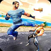 Street Kung Fu Fighter: Free Kickboxing Game