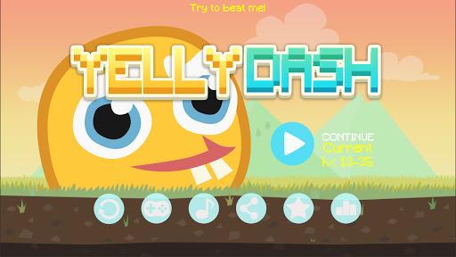 Yelly Dash screenshot 1