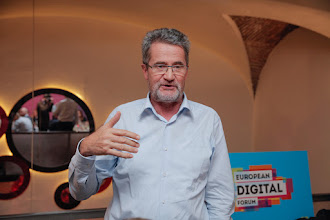 Photo: Miroslav Rebernik, co-author of the Slovenia Startup Manifesto and professor at the University of Maribor