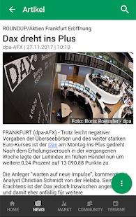 Börse, Aktien & Finanzen - náhled