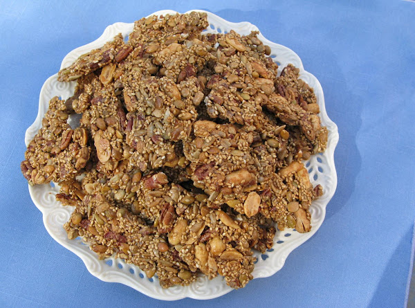 Seed And Nut Sweeties Recipe