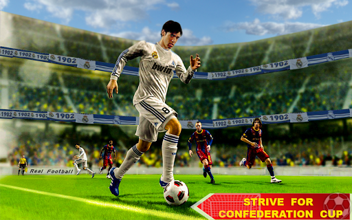 Soccer Football Strike Worldcup Champion League 9.0 screenshots hack proof 2