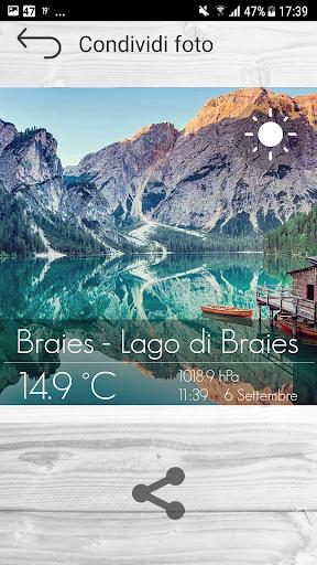 Barometer pro - free screenshot 5