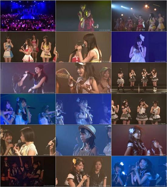 (LIVE)(公演) HKT48 チームKIV「シアターの女神」公演 宮脇咲良 生誕祭 160318