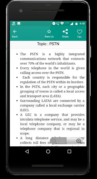 Wireless Communications screenshot 2
