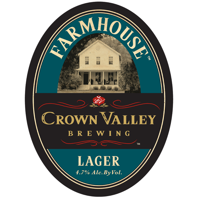 Logo of Crown Valley Farmhouse Lager