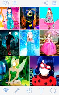 Girl Hero Costume 2 4