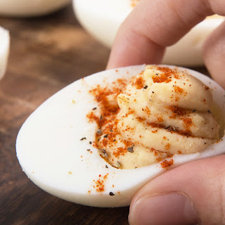 Deviled Egg Ground Mustard Recipes