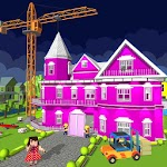 Doll House Design & Decoration 2: Girls House Game Icon