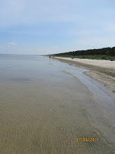 Photo: Jurmalan hiekkarantaa.