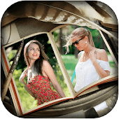 Photobook Dual GIF Photo Frame