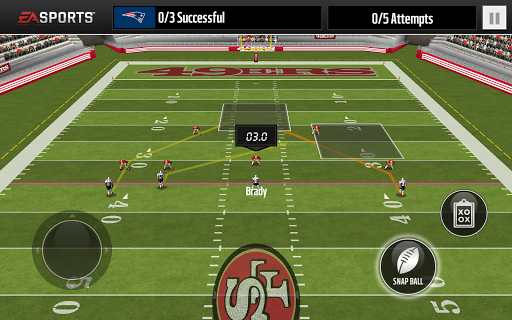 Madden NFL Mobile screenshot 8