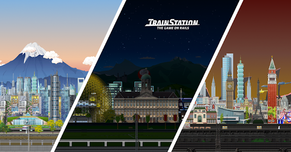 TrainStation - Game On Rails- screenshot thumbnail