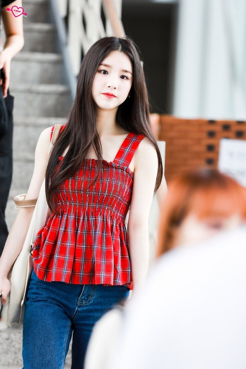 heejin plaid 22