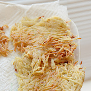 French Fry Pancakes (Potato Latkes)