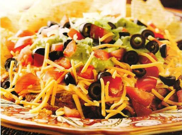 Seven Layer Fiesta Dip Recipe