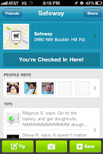 Photo: Must check in on Foursquare!