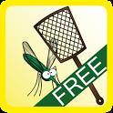 Funny Mosquito Smasher Free icon
