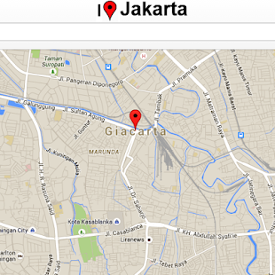 Jakarta map apps on google play screenshot image publicscrutiny Image collections