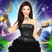 Actress Dress Up - Fashion Celebrity