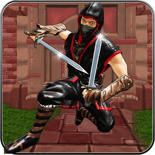 Ninja War Lord Fight: Superhero Shadow Battle