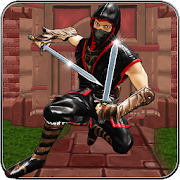 Ninja War Lord Fight: Superhero Shadow Battle
