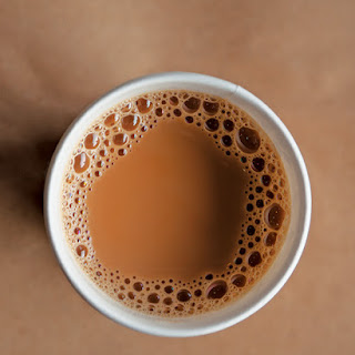 Spiced Sweet Milk Tea