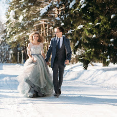 Wedding photographer Ilya Marchenko (Marches). Photo of 02.03.2018