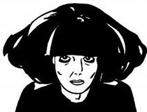 Porträt Gisela Elsner.
