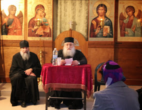 Photo: Бургас, беседа с енориашите, 1 октомври 2013 г.