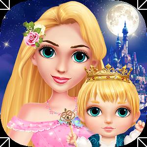Rapunzel: Fairytale Baby