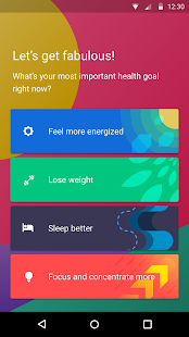 Fabulous: Motivate Me! Relax, Meditate, Sleep- screenshot thumbnail