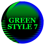 Green Icon Pack Style 7 ✨Free✨ 3.5