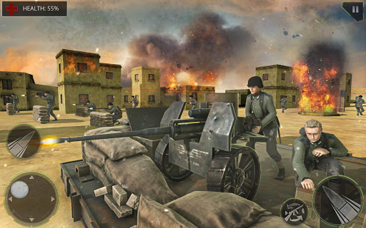 Call of Army WW2 Shooter - Free Action Games 2020 screenshots 1