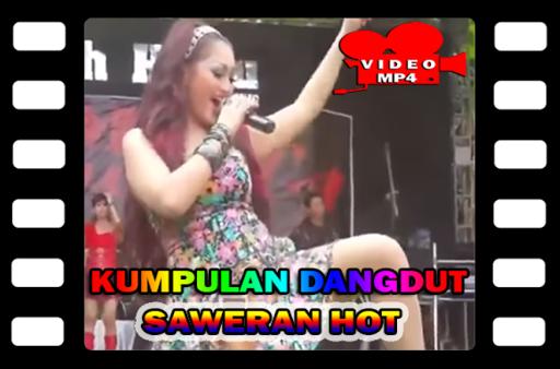 Video Dangdut Koplo Saweran 1.1 screenshots 1