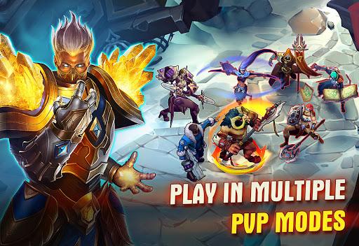 Juggernaut Wars: RPG online Battler Arena screenshots 1