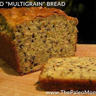 "Paleo ""Multigrain"" Bread."