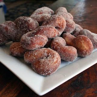 Homemade Cinnamon Twists