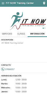 Download FIT NOW Training Center For PC Windows and Mac apk screenshot 4