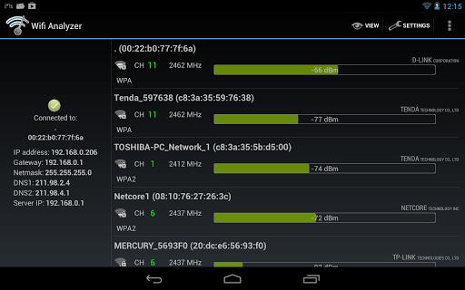 Wifi Analyzer 3.11.2 11