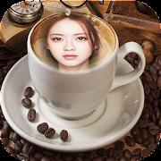 Coffee Cup Photo Frames HD