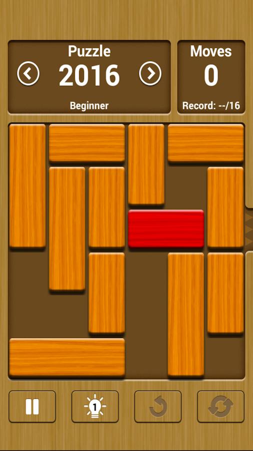 unblock me puzzle game