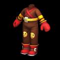 ボムボムのスーツ