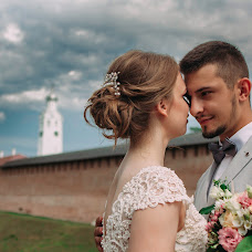 Wedding photographer Varvara Lovkova (varvaralovkova). Photo of 08.06.2017