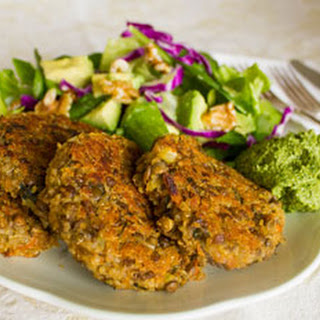 Brown Lentil Patties Recipes