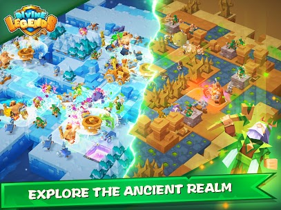 Divine Legends Apk Download For Android and Iphone 7