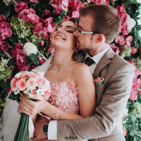 Fotógrafo de bodas Roman Aliev (iphotodev). Foto del 15.11.2017